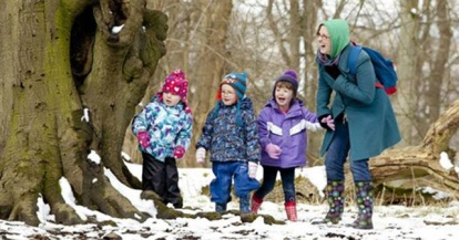 ashridge childs walk